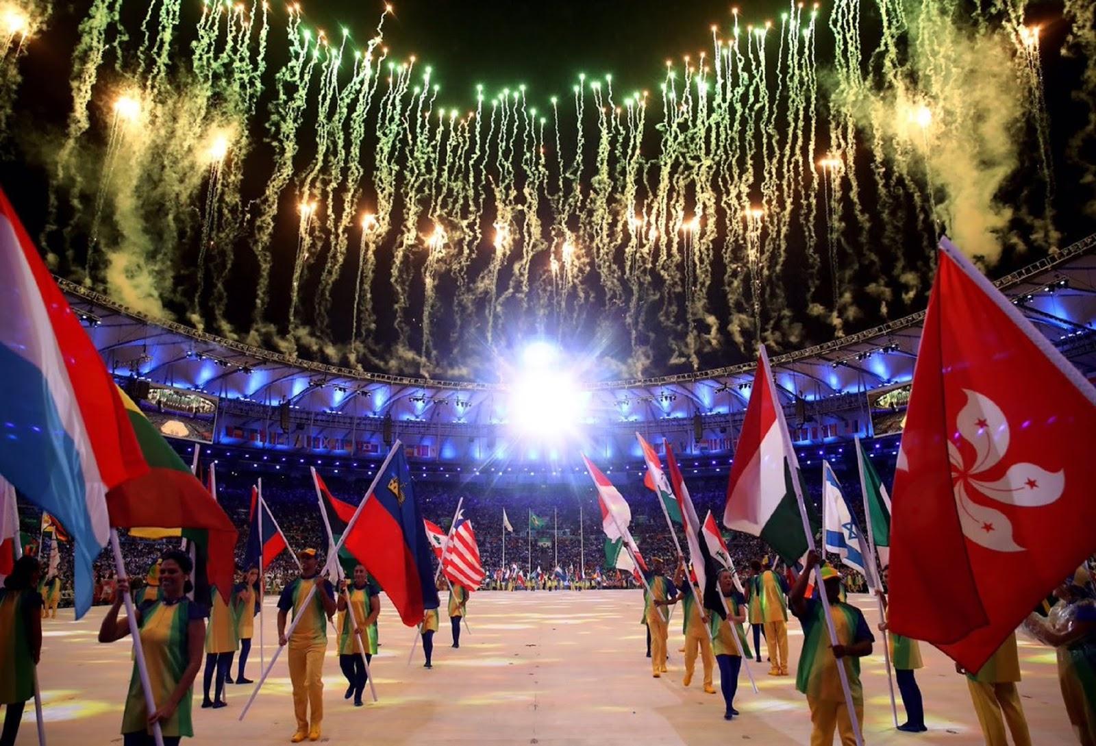 RIO OLYMPICS 2016 CLOSING CEREMONY 3