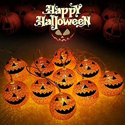 80% OFF Halloween Lights Battery Operated