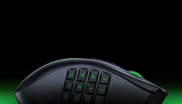 RAZER OPENS PRE-REGISTRATION FOR PRODUCTION OF THE NEW RAZER NAGA LEFT-HANDED GAMING MOUSE