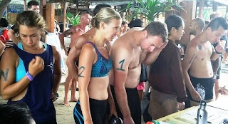 Triathlon 2016, Ajang Promosi Dan Kepedulian Gili Trawangan