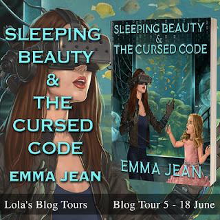 Sleeping Beauty and the Cursed Code square tour banner