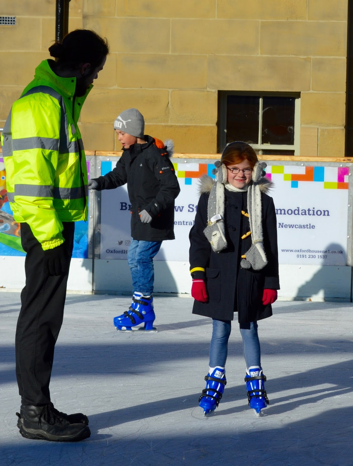 New Year's Eve Skating at Life -10+ Child-Friendly New Year's Eve Parties & Events across North East England 2019/20