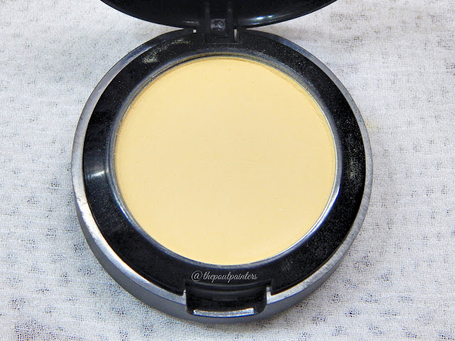 OFRA Banana Powder Review Swatches