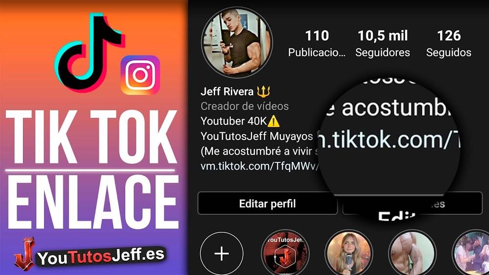 Como Poner mi TikTok en Instagram