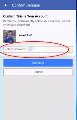 How to Completely Delete Old Facebook Account permanently