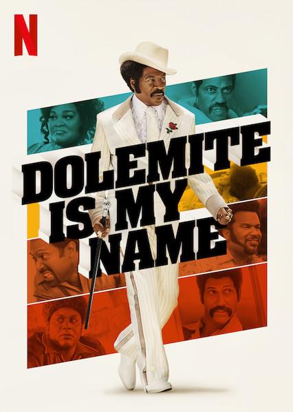 Mi nombre es Dolemite (2019) NF WEB-DL1080p Latino