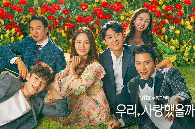 Drama Korea Was It Love Episode 8 Subtitle Indonesia