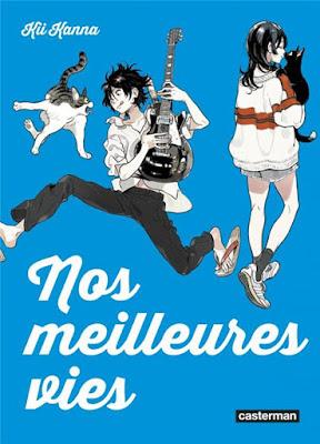 couverture du manga Nos meilleures vies chez Casterman