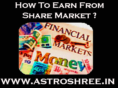 best ways to earn from share market through astrology