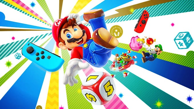 Save Up To 50% Off on Several First-Party and AAA Games for Switch at Amazon
