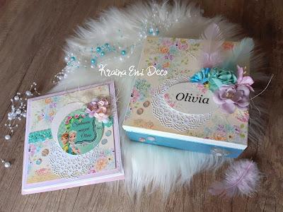 Zestaw urodzinowy dla Olivii