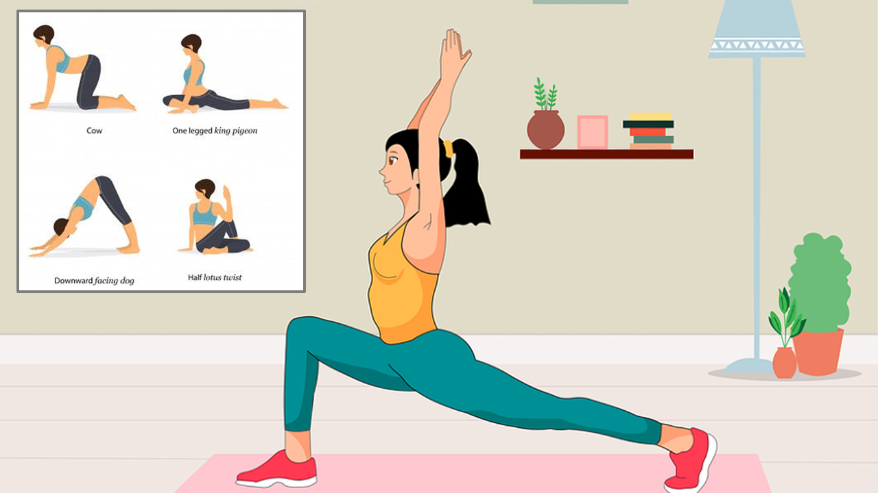 Jak utrzymywać aktywność fizyczną w domu?