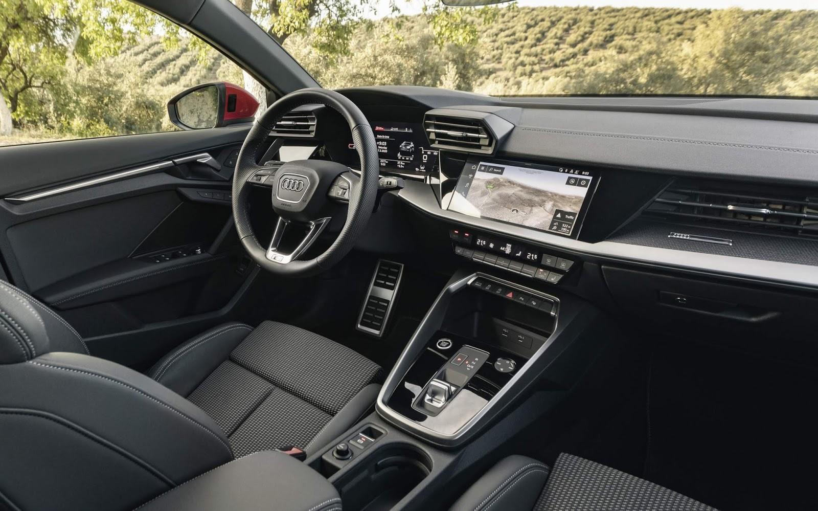Novo Audi A3 Sportback deve chegar ao Brasil em 2021