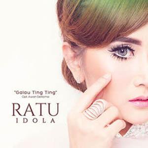 Lirik Lagu Galau Ting Ting – Ratu Idola
