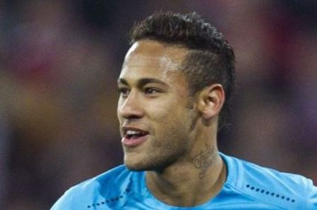Model Rambut Simple Pendek Ala Neymar