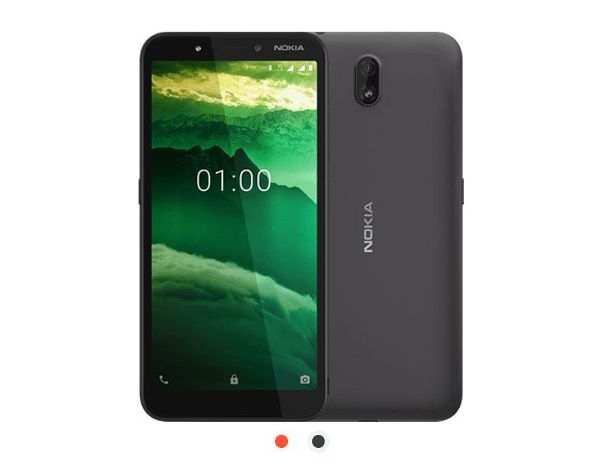Harga dan Spesifikasi Nokia C1 RAM 1GB ROM 16GB Terbaru di Indonesia