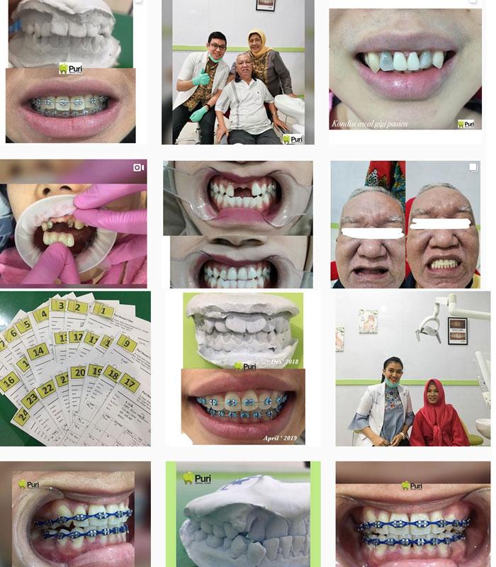 dokter gigi paling bagus terdekat dan murah