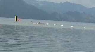 Canoeing Jambi Masuk Semi Final dan Final