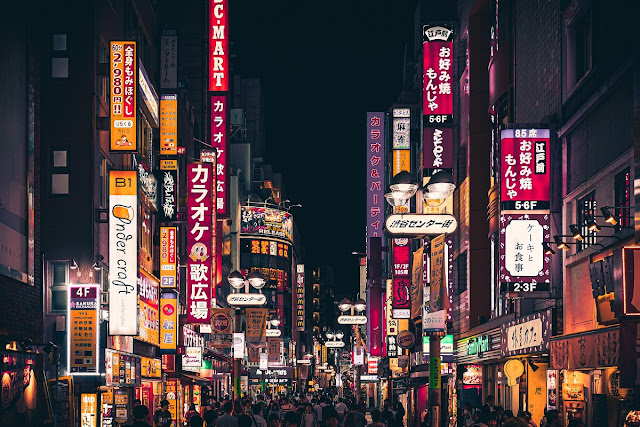 Tokyo. Aleksandar Pasaric / Pexels.com