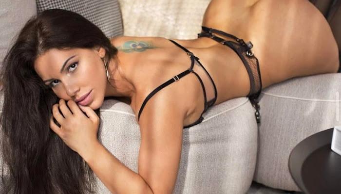 Miss Bella Brookz vai realizar suas fantasias mais desejadas