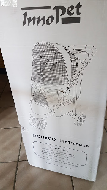 InnoPet Monaco Pet Stroller - die Verpackung
