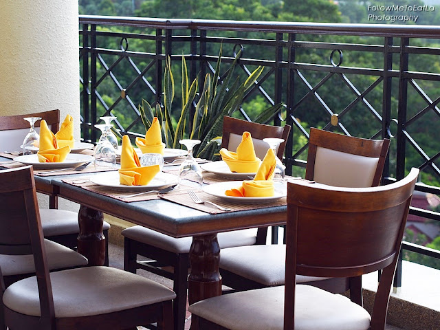 Scenic Restaurant With Outdoor Dining
