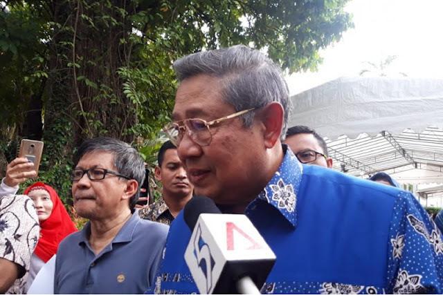 Takut Jadi Alat Gebuk, Wajar SBY Minta Kapolri Revisi Telegram Penghina Presiden