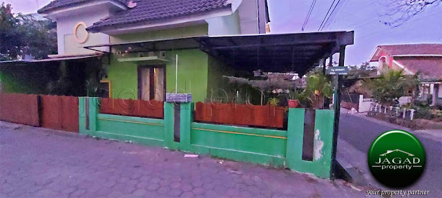 Rumah Hook jalan Kaliurang Km 9