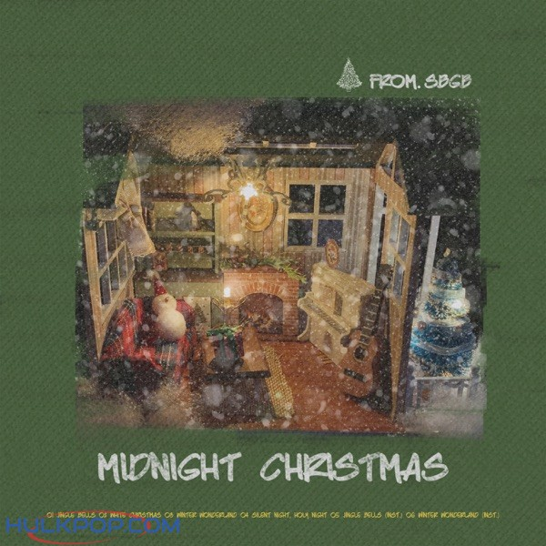 SBGB – Midnight Christmas – EP