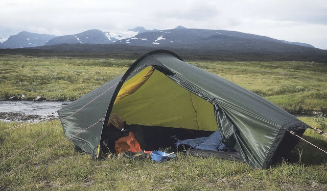 5 Jenis Tenda Untuk Mendaki Gunung