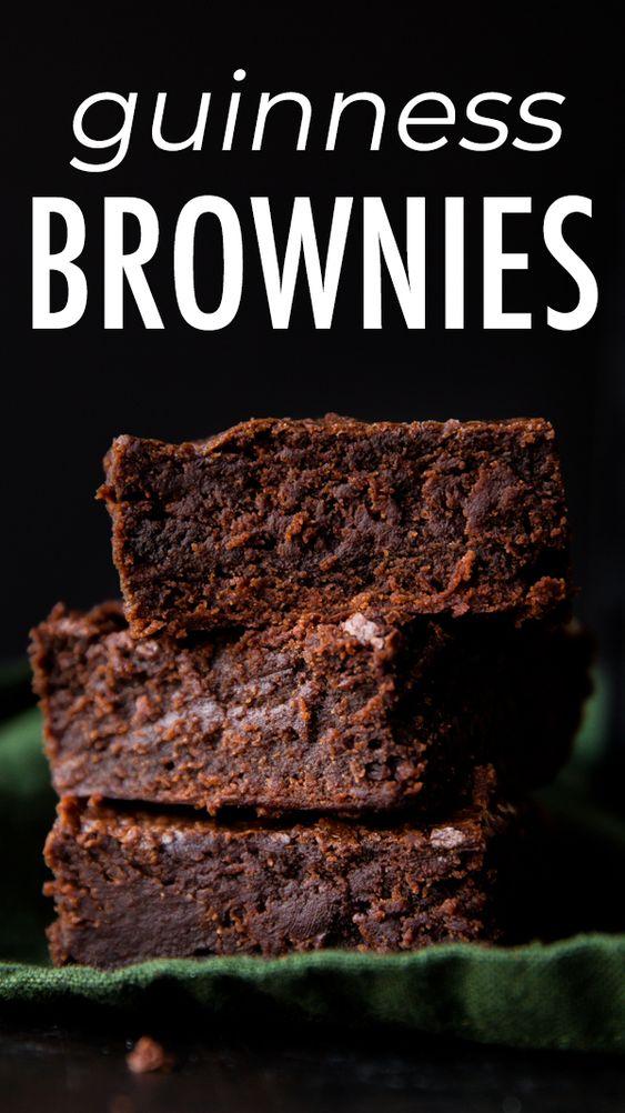 Guinness Brownies