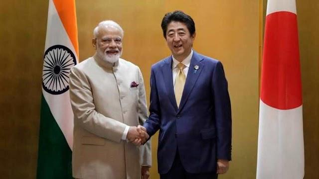 India and Japan sign Logistics Agreement