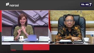 Mahfud MD Dorong SBY Laporkan Politikus PDIP Penyebar Hoaks 'SBY Dalang Demo'