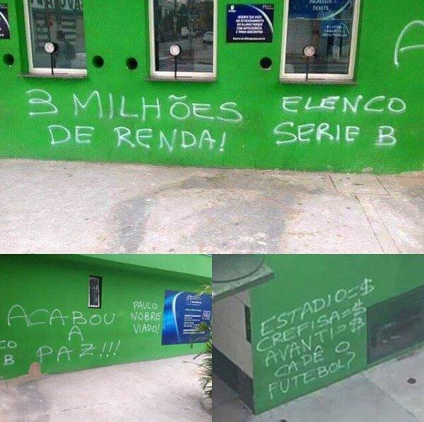 Palmeiras perde para a audaciosa equipe do Audax