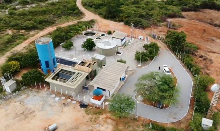 Estado investe R$ 5,9 milhões e garante abastecimento de água para povoado de Aracatu