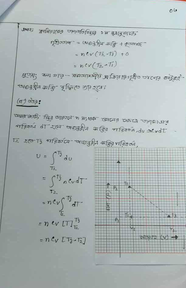 2nd Week HSC Assignment 2022 Physics Answer