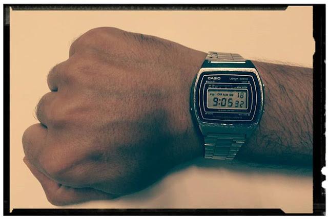 El reloj de mi comunión