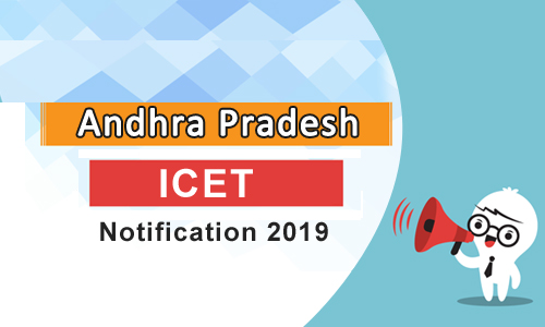AP	ICET Notification 2019