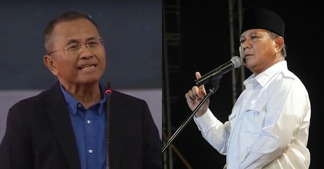 Prabowo dan dahlan Iskan ibukota baru indonesia