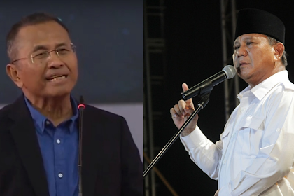 Ada Prabowo Subianto di Ibu Kota Baru Indonesia