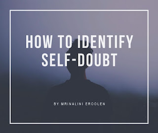 How To Identify Self-Doubt