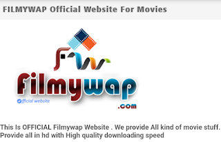Filmywap Official website Free HD Movies Download