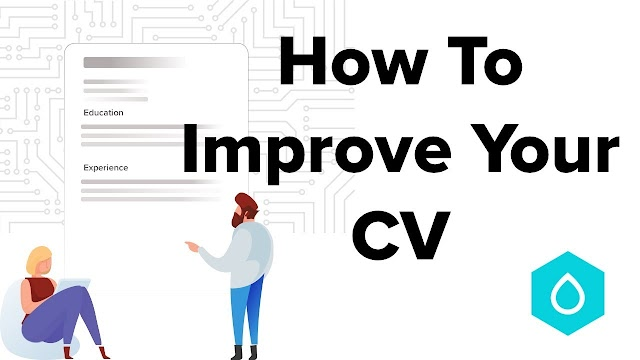 20 tips to improve your CV and help you find a job in 2020