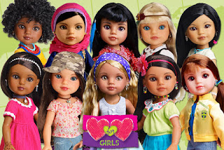 dolls, toys, holiday gift guide, gifts