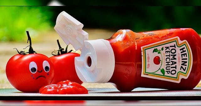 Cinco razões pelas quais deveria abandonar de vez o consumo de ketchup – Reprodução