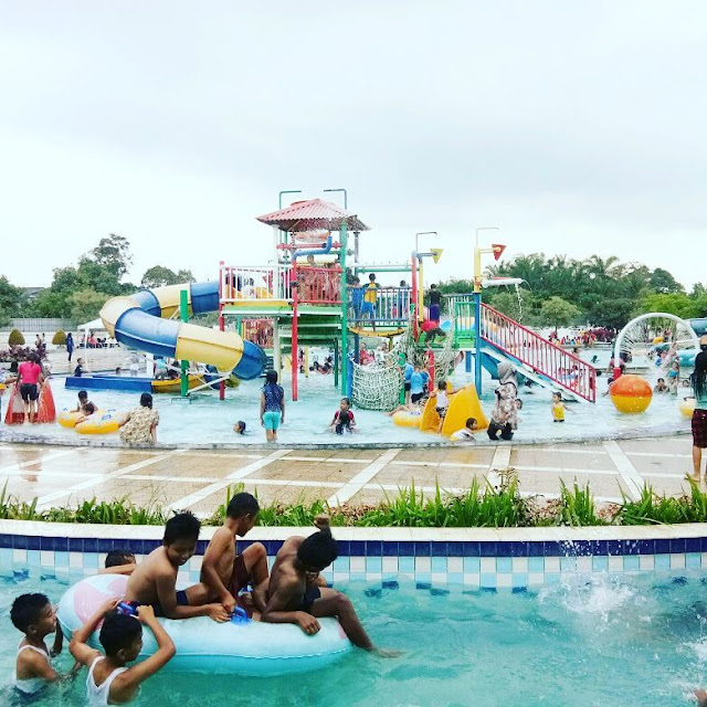 Siantar Waterpark Martoba