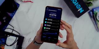 Antutu Lenovo Legion Phone