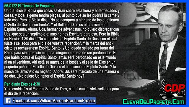 Y toda la gente tendrá plagas - William Branham en Español