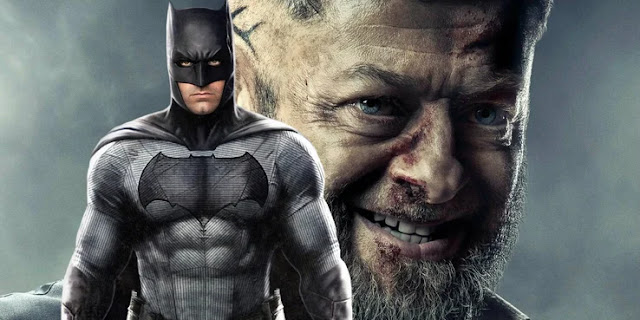 The Batman Kasting Andy Serkis Sebagai Alfred Pennyworth