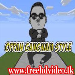 oppa gangnam style lyrics